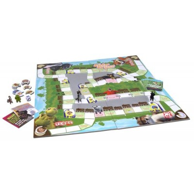 Sababa Toys Over the Hedge: Hedge Harvest Board Game