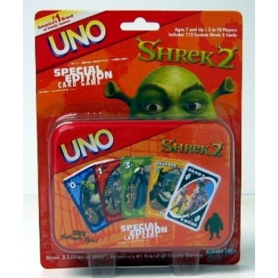 UNO: Shrek 2 Special Edition Card Game