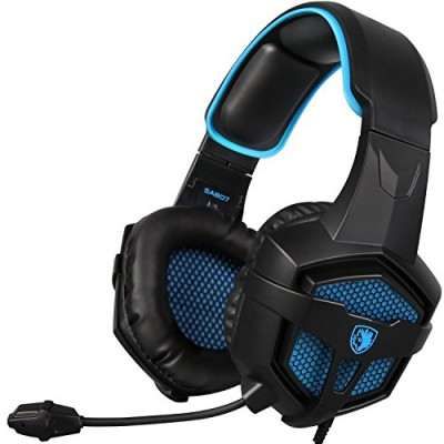 [2016 SADES SA-807 New Released Multi-Platform New Xbox one PS4 Gaming Headset ], Gaming Headsets Headphones For New Xbox one PS4 PC Laptop Mac iPa...