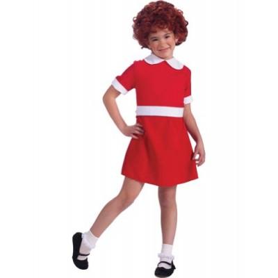 Kids-Costume Annie Child Costume Sm 4-6 Halloween Costume - Child 4-6