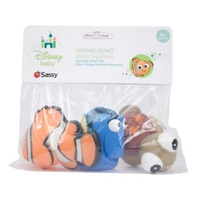 Sassy Disney Bath Squirters, Finding Nemo