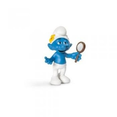 Schleich Vanity Smurf Movie Toy Figure