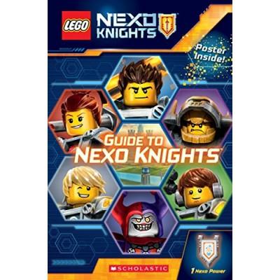 Mini Guide (LEGO Big Bang) (Lego Nexo Knights)