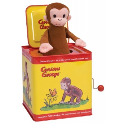 Curious George Jack in the Box