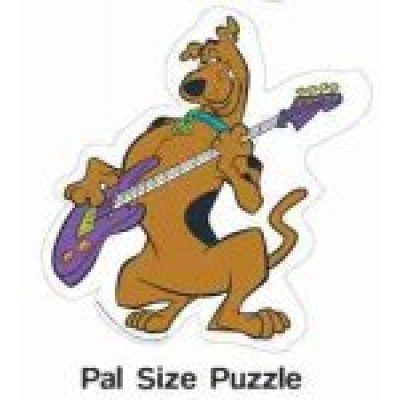 Scooby Doo 2 Monsters Unleashed Pal Size Puzzle