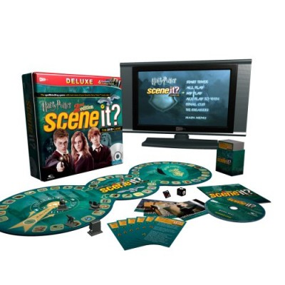 Scene It? Deluxe Harry Potter 2nd Edition