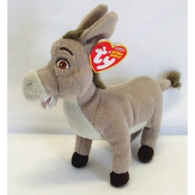 TY Beanie Baby - DONKEY the Donkey (DVD Exclusive)
