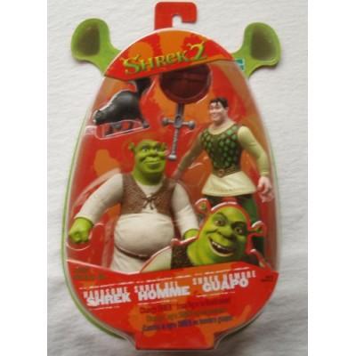 Shrek 2: Handsome Shrek