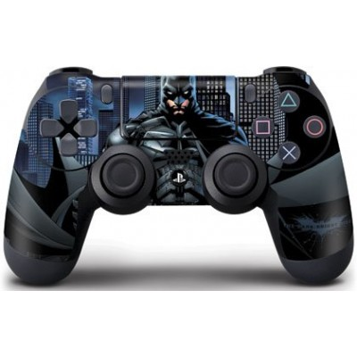 Batman - The Dark Knight - Skin for Sony PlayStation 4 / PS4 DualShock4 Controller