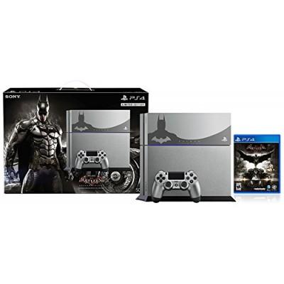 500GB PlayStation 4 Batman Arkham Knight Bundle Limited Edition