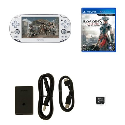 Assassin's Creed III Liberation PlayStation Vita Wi-Fi Bundle