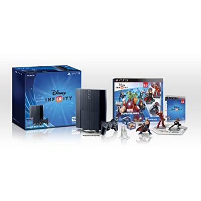 Disney Infinity: Marvel Super Heroes (2.0 Edition) PlayStation 3 12GB Bundle