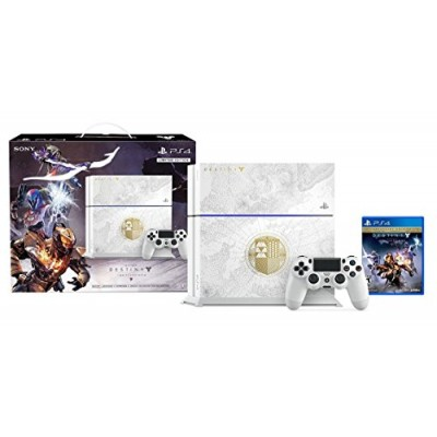 PlayStation 4 500GB Console - Destiny: The Taken King Limited Edition Bundle