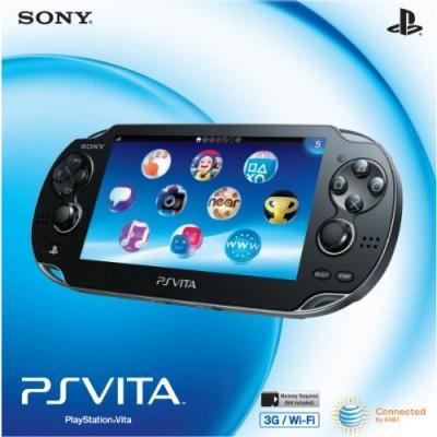 PlayStation Vita 3G/Wi-Fi Bundle