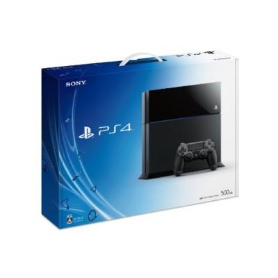 Sony Playstation 4 500 GB (Japan Import)