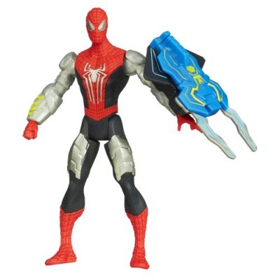 Marvel Amazing Spider-Man 2 Spider Strike Slash Gauntlet Spider-Man Figure 3.75 Inches