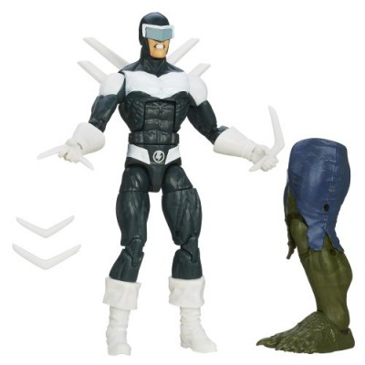 Marvel The Amazing Spider-Man 2 Marvel Legends Infinite Series Deadliest Foes Action Figure Boomerang, 6 Inches