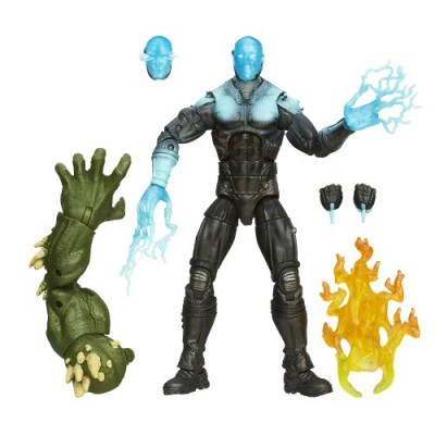 Marvel The Amazing Spider-Man 2 Marvel Legends Infinite Series Marvel's Electro Figure 6 Inches