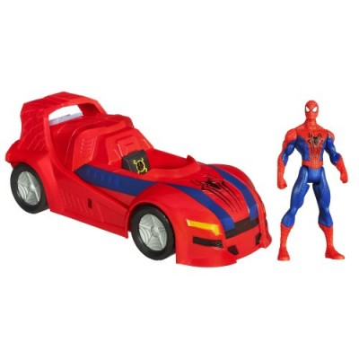 Marvel The Amazing Spider-Man 2 Triple Strike Cruiser Vehic