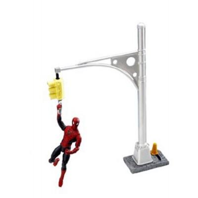 Spiderman - Movie 2 Areial Flipping