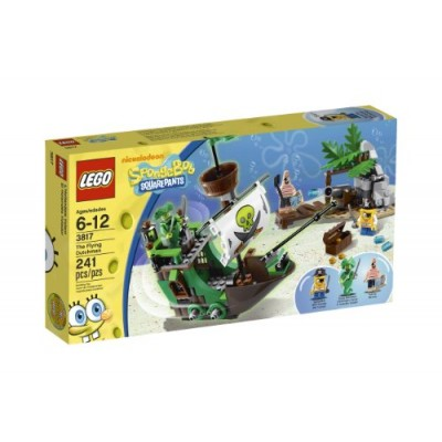 LEGO SpongeBob The Flying Dutchman 3817