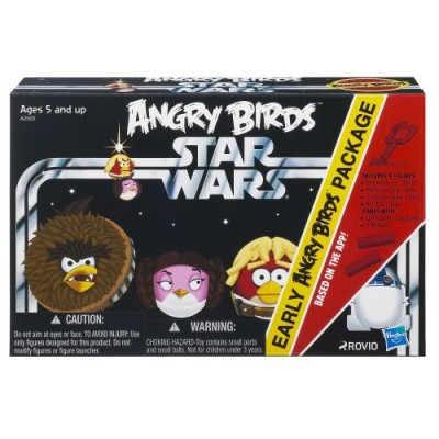 Angry Birds Star Wars Early Angry Birds Package