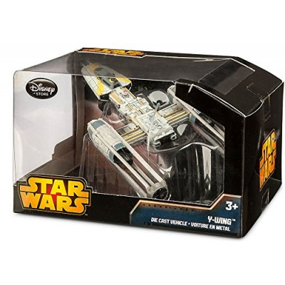 "Disney Star Wars A New Hope Y-Wing Fighter Exclusive 4"" Diecast Vehicle"