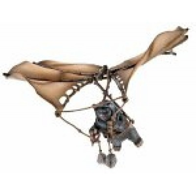Ewok With Attack Glider Assault on Endor Return of the Jedi Deluxe Star Wars Set