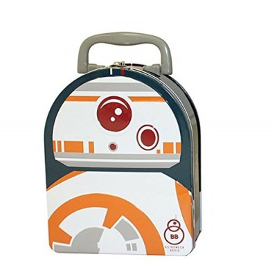 Purse Box - Star Wars Ep VII - BB8 Tin Box New 837007-1