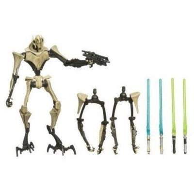 Star Wars 2009 Clone Wars Animated Action Figure General Grievous