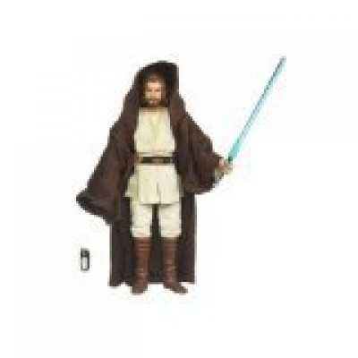 Star Wars 24990 Attack of the Clones Obi-Wan Kenobi Figure