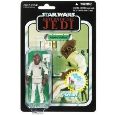 Star Wars 3.75  inch Vintage Figure Ackbar