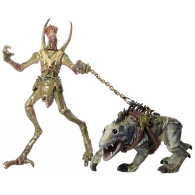 Star Wars 84803 Massiff Action Figure - Attack of the Clones
