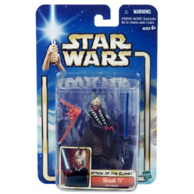Star Wars 84872 Shaak Ti Jedi Master Action Figure - Attack of the Clones