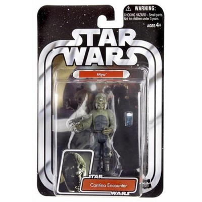 Star Wars A New Hope #7 Myo 4-inch Action Figure