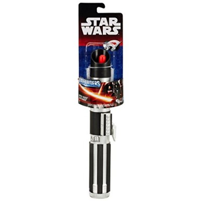 Star Wars B2915AS0 A New Hope Darth Vader Extendable Lightsaber