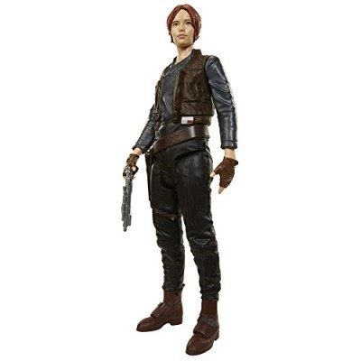"Star Wars Big Figs Rogue One 20"" Jyn Erso Action Figure"