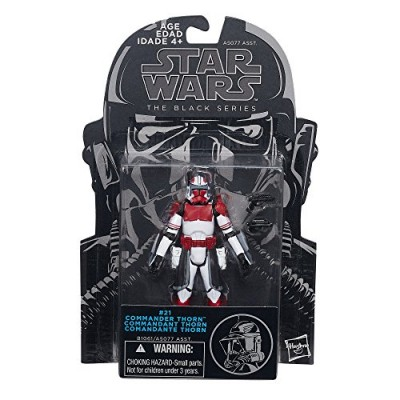 Star Wars Clone Commander Thorn Figure