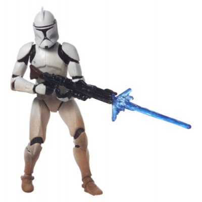 Star Wars Episode II Attack of the Clones Sneak Preview Figure - Clone Trooper