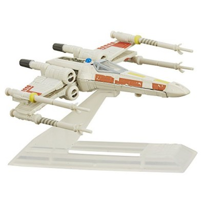 Star Wars Episode IV Black Series Titanium X-Wing