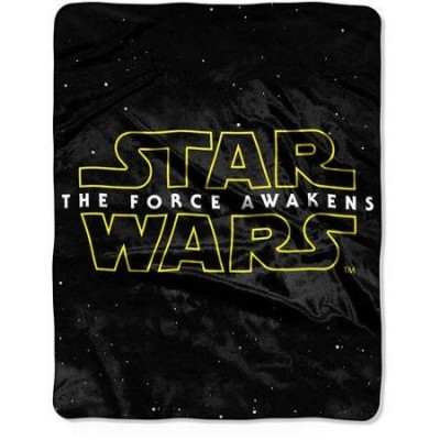 "Star Wars Episode VII: The Force Awakens ""Force Awakens"" 40"" x 50"" Silk Touch..."