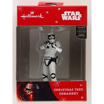 Star Wars First Order Stormtrooper - Hallmark Christmas Tree Ornament