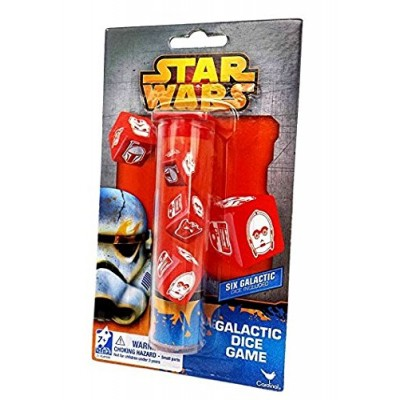 Star Wars Galactic Dice Game