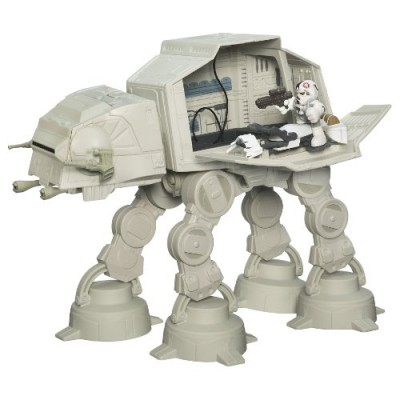 Star Wars Galactic Hero Playset - At-At