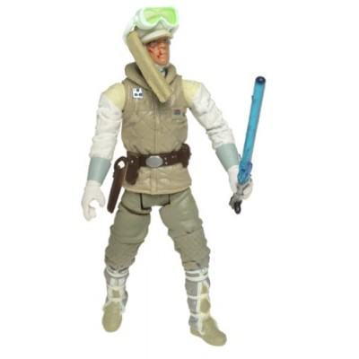Star Wars Luke Skywalker (Hoth Attack) Figure - Empire Strikes Back