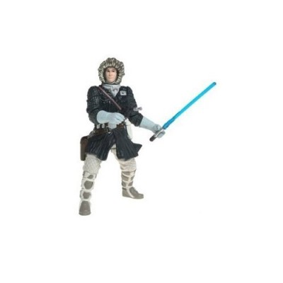 Star Wars Saga Collection Action Figure Han Solo (Hoth Rescue) 3.75 Inch