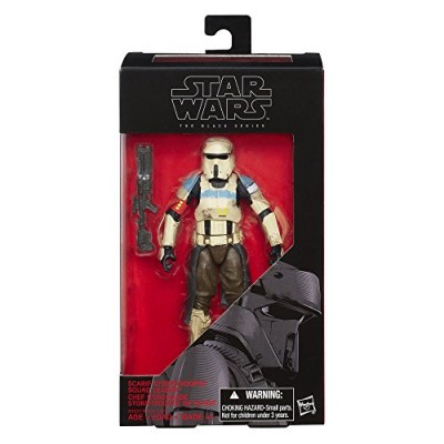 Star Wars The Black Series Scarif Stormtrooper Squad Leader