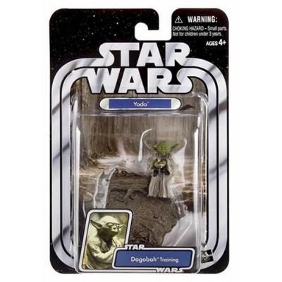 Star Wars the Empire Strikes Back #16 Yoda 4-inch Figure