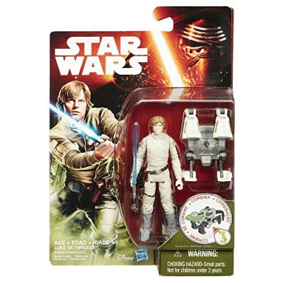 Star Wars The Empire Strikes Back 3.75-Inch Figure Forest Mission Luke Skywalker Bespin