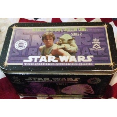 Star Wars the Empire Strikes Back Trading Cards Tin Series 2